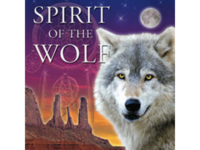 CD Spirit of The Wolf