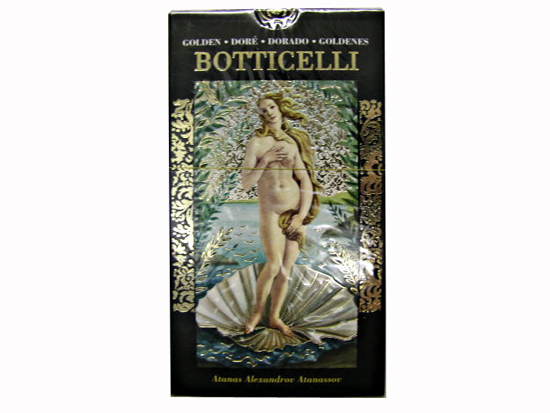 Tarot Golden Botticelii