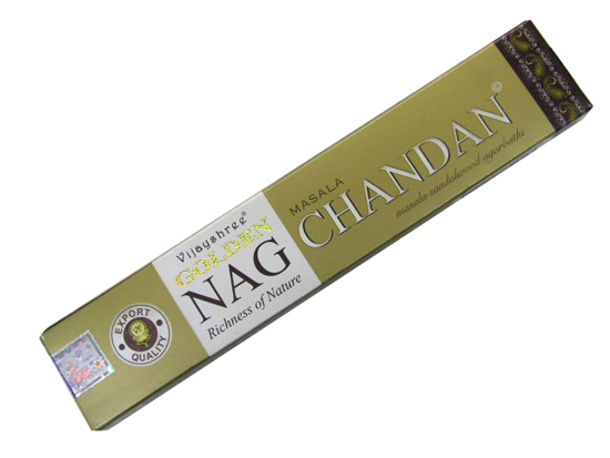 Incenso Nagchandan Gold