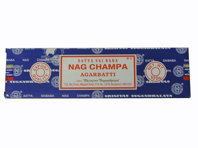 Incenso Nag Champa 100 gr