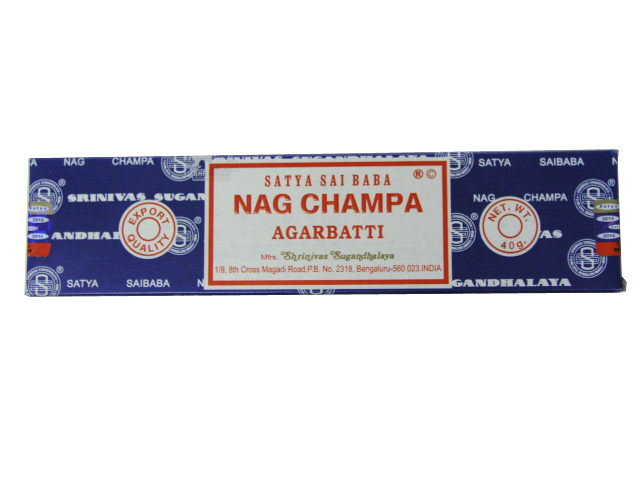 Incenso Nag Champa 40 gr