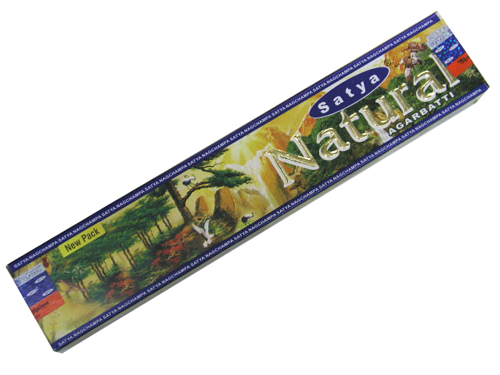 "Incenso Nag Champa ""Natural"""