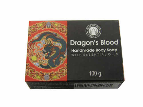 Sabonete Dragon`s Blood (Sangue de Dragão)